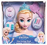 frozen elsa head - Disney Frozen Elsa Styling Head
