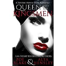 Queen and the Kingsmen: A Dark Reverse Harem Romance (Dark Fantasy Book 3)