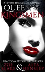 Queen and the Kingsmen (Dark Fantasy Book 3)