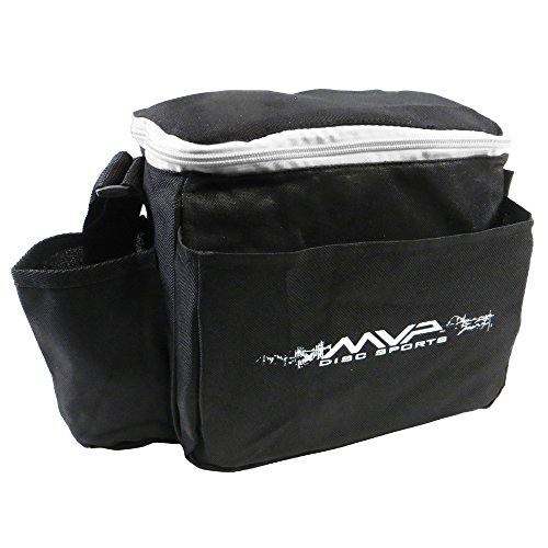 MVP Cell Starter Disc Golf Bag - White by MVP Disc Sports