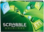Jogo Scrabble Original, Palavras Cruzadas, Mattel