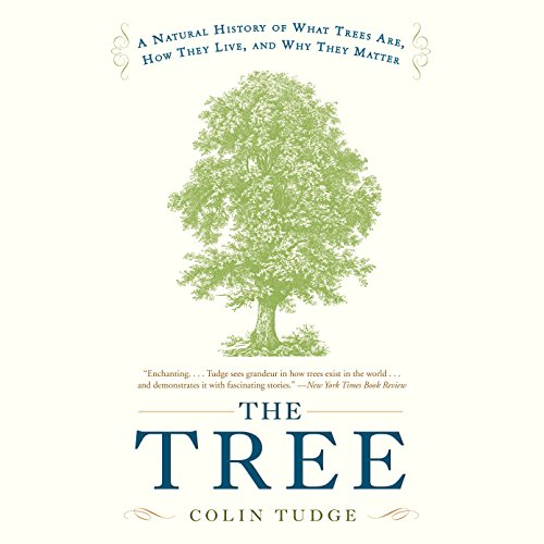 The Tree: A Natural History of What Trees Are, How They Live, and Why They Matter by Random House Audio