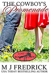 The Cowboy's Promenade (Lost in a Boom Town Book 4)