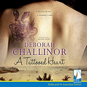 A Tattooed Heart Audiobook