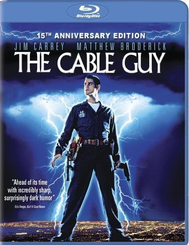 The Cable Guy (15th Anniversary Edition) [Blu-ray] by Sony by Ben Stiller