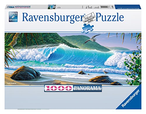 Ravensburger Catch a Wave Panorama Puzzle (Catch 1000 Piece Puzzle)