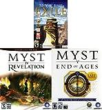 Myst - III Exile/IV Revelation/V End of Ages (3 pack)