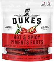 DUKE's Smoked Shorty Sausages - Hot & Spicy (Pa