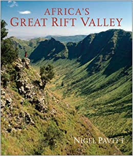 amazon africa s great rift valley nigel pavitt guidebooks