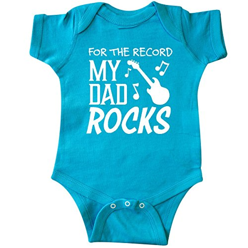 Dad Rocks Infant Creeper - 3