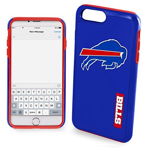 Team Beans Buffalo - FOCO Buffalo Bills Impact Dual Hybrid Ai7/8 Cover - Tpu - Large