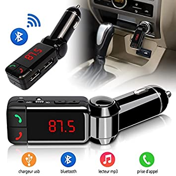 Voiture kit bluetooth