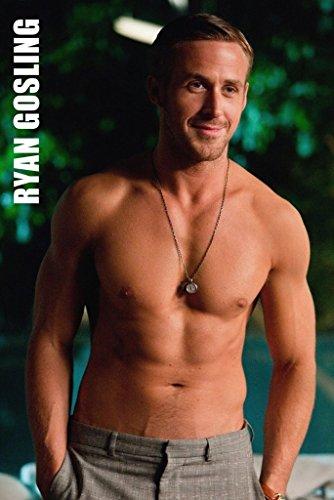 Ryan Gosling, Poster 24in x 36in