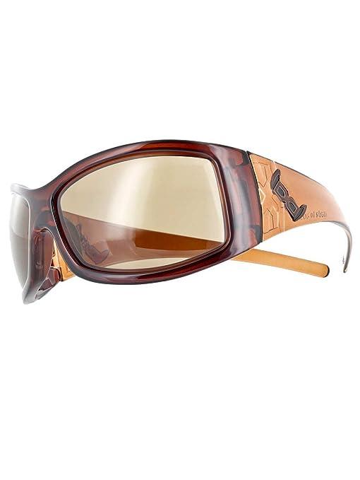 Gloryfy - Gafas de sol - para hombre Marrón twice brown ...