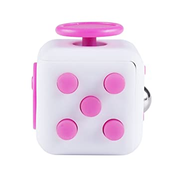 Win Win Shop Fidget Toy Cube Relieves Stress And Anxiety For