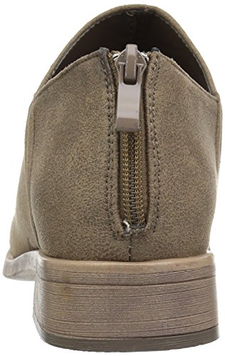 Brinley Co Women's Nesha Ankle Boot Brown lMG5ylT