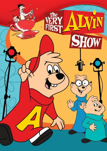 Amazon Com Alvin And The Chipmunks The Very First Alvin Show Alvin The Chipmunks Movies Tv
