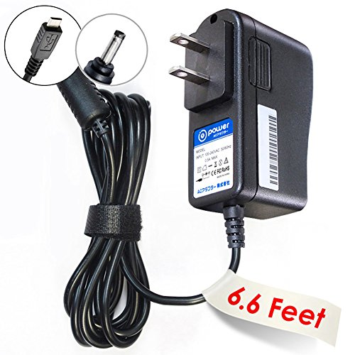 T POWER (6.6 feet) Ac Dc Adapter charger for Motorola MBP33S MBP36S MBP38S MBP48 MBP41S MBP33SBU MBP-36SBU MBP-36SPU MBP36SBU MBP36SPU MBP38S MBP-41S Wireless Video Baby Monitor Power Supply by T-Power