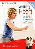 STOTT PILATES: Walking for Your Heart DVD 2 DVD Set