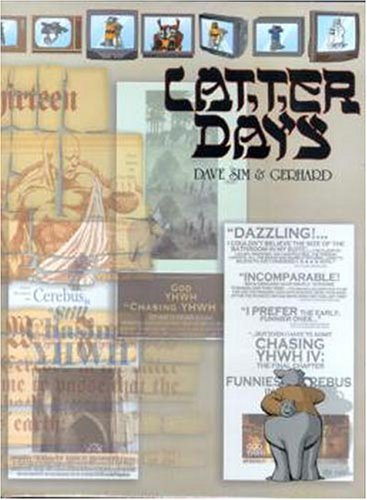 Latter Days (Cerebus No. 15) pdf