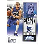 2016-17 Panini Contenders Draft Picks Season Ticket #61 Kyle Korver Creighton.