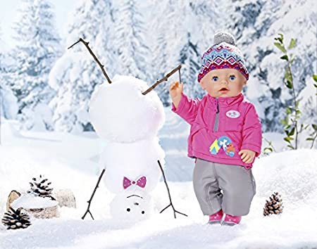 baby born kleidung winter