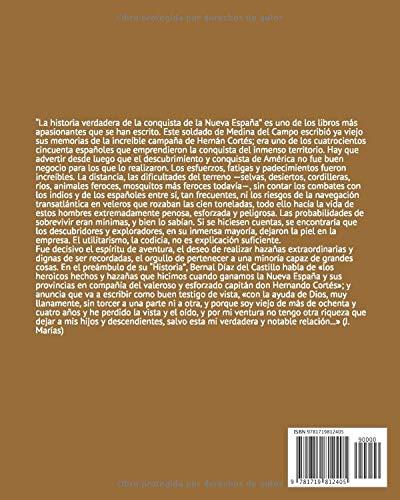 Historia verdadera de la conquista de la Nueva España: Amazon.es: Díaz del Castillo, Bernal: Libros