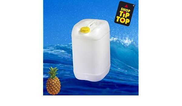 Bidón para agua potable (DIN 61, 30 L, con cierre DIN 61, comercios, comercio Camiones: Amazon.es: Deportes y aire libre