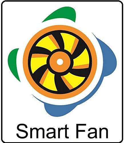 1200W Shark Technology Gaming Computer Silent 120mm Fan ATX 12V 8x SATA 4x PCIe SLI High Efficiency (Over 82 Percent) Power Supply by SHARK TECHNOLOGY® (Image #5)