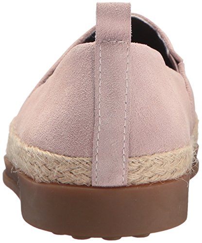 Blondo Bailey Suede Women's Light Flat Waterproof Loafer Pink wrFdqwPp