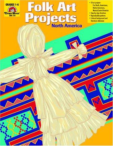 Folk Art Projects: North America