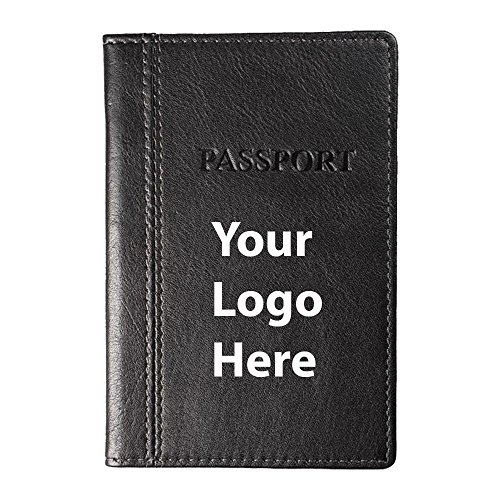 Voyager Passport Jacket - 25 Quantity - $15.55 Each - PROMOTIONAL PRODUCT / BULK / Branded with YOUR LOGO / CUSTOMIZED by Sunrise Identity