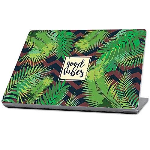 【海外 正規品】 MightySkins cover Protective [並行輸入品] Durable for and Unique Vinyl Decal wrap cover Skin for Microsoft Surface Laptop (2017) 13.3 - Vibes Green (MISURLAP-Vibes) [並行輸入品] B07898SDVF, カシモムラ:401c49cf --- senas.4x4.lt