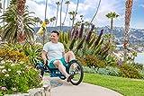 Mobo Triton Pro Adult Recumbent Trike. Pedal