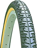 Kenda Hybrid Smooth K-830 Bk/Skin Tire 700X35