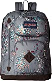 JanSport Unisex Austin Shady Grey Sprinkled Floral One Size