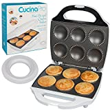 Mini Pie and Quiche Maker- Pie Baker Cooks 6 Small