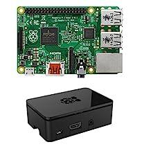 CanaKit Raspberry Pi 2 (1GB) with Premium Black Case
