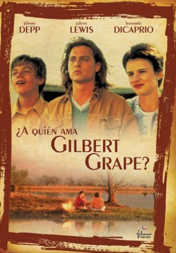 ¿A QUIEN AMA GILBERT GRAPE?