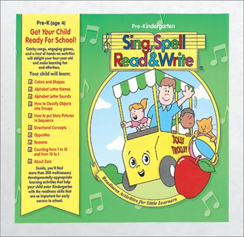 Amazon.com: PRESCHOOL HOME KIT SECOND EDITION SING SPELL READ AND ...