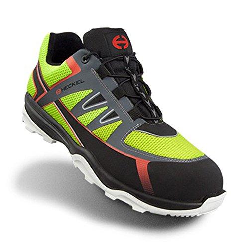 Métal Heckel De Moderne Libre Run Src Ultra r S1p Vert léger Chaussure Chaussures Low sécurité 100 Travail SArOSx