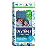 Huggies Dry Nites Pyjama Pants for Boys 4-7yrs (10) by Huggies