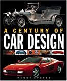 A Century of Car Design, Penny Sparke, 0764154095