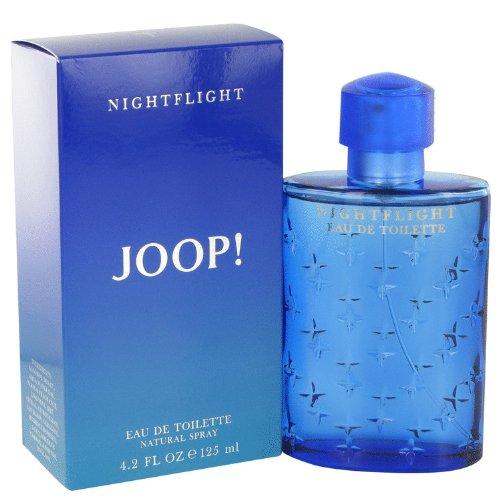 - Joòp! Nìghtflight Còlogne For Men 4.2 oz Eau De Toilette Spray +FREE VIAL SAMPLE COLOGNE