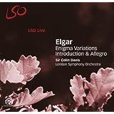Elgar - Enigma Variations; Introduction & Allegro (LSO, Davis)