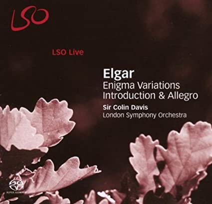 Enigma Variations Introduction & Allegro (Hybr)
