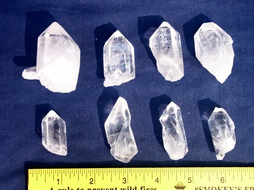 Quartz Crystal Assortment (Arkansas), 3185 (Arkansas Quartz Crystal)