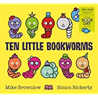 Ten Little Bookworms: World Book Day 2019