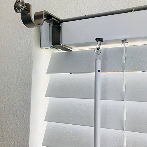 Buy blind curtain rod bracket