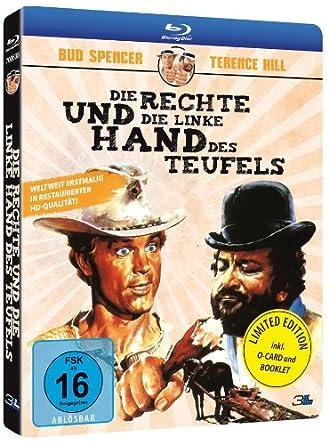 Die Rechte Und Die Linke Hand Des Teufels Limited Edition Blu Ray